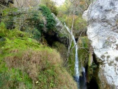 Parques Naturales Urbasa-Andía y Aralar - Nacedero del Urederra; excursiones y senderismo españa